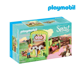 PLAYMOBIL Boks stajenny Abigail & Boomerang (9480)