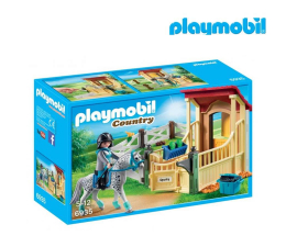 "PLAYMOBIL Boks stajenny ""Appaloosa"" (6935)"