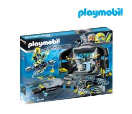 PLAYMOBIL Centrum dowodzenia Dr. Drone'a (9250)