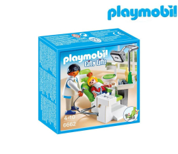 PLAYMOBIL Dentysta (6662)