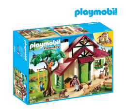 PLAYMOBIL Domek leśniczego (6811)