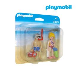 PLAYMOBIL Duo Pack Plażowicze (9449)