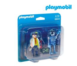 PLAYMOBIL Duo Pack Profesor i robot (6844)