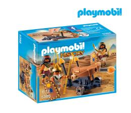 PLAYMOBIL Egipcjanie z wyrzutnią (5388)