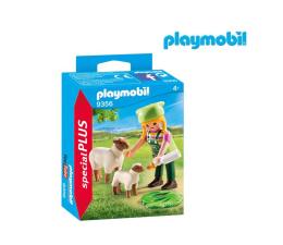 PLAYMOBIL Farmerka z owieczkami (9356)