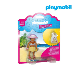PLAYMOBIL Fashion Girl - Plaża (6886)