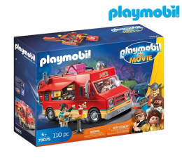 PLAYMOBIL Film Food Truck Del'a (70075)