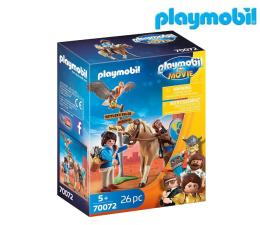 PLAYMOBIL Film Marla z koniem (70072)