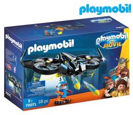 PLAYMOBIL Film Robotitron z dronem (70071)