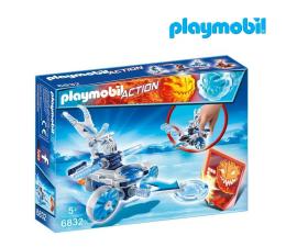 PLAYMOBIL Frosty z wyrzutnią dysków (6832)