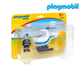 PLAYMOBIL Helikopter policyjny (9383)