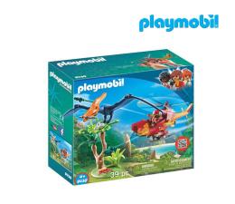 PLAYMOBIL Helikopter z pterodaktylem (9430)