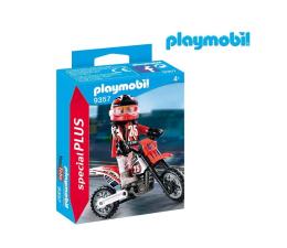 PLAYMOBIL Kierowca motocrossowy (9357)
