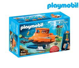 PLAYMOBIL Łódź podwodna z silnikiem podwodnym (9234)