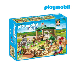 PLAYMOBIL Mini zoo (6635)