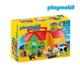 PLAYMOBIL Moje przenośne gospodarstwo rolne (6962)