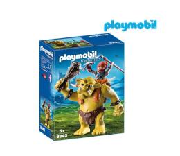 PLAYMOBIL Olbrzymi troll z nosidłem dla krasnoluda (9343)