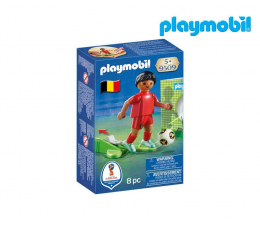 PLAYMOBIL Piłkarz reprezentacji Belgii (9509)