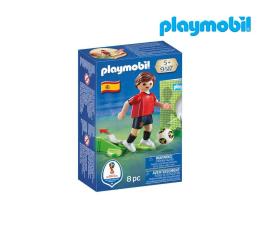 PLAYMOBIL Piłkarz reprezentacji Hiszpanii (9517)