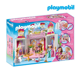 "PLAYMOBIL Play Box ""Zamek królewski"" (4898)"