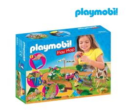 PLAYMOBIL Play Map Wycieczka kucyków (9331)