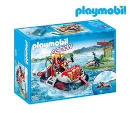 PLAYMOBIL Poduszkowiec z silnikiem podwodnym (9435)