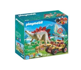 PLAYMOBIL Pojazd badawczy ze stegozaurem (9432)