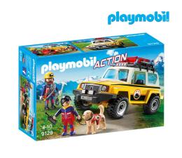 PLAYMOBIL Pojazd ratownictwa górskiego (9128)