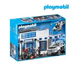PLAYMOBIL Posterunek policji (9372)
