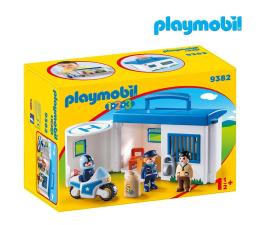PLAYMOBIL Przenośny komisariat policji (9382)
