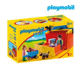 PLAYMOBIL Przenośny stragan (9123)