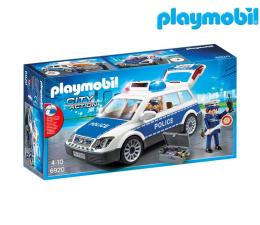 PLAYMOBIL Radiowóz policyjny (6920)