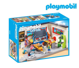 PLAYMOBIL Sala do lekcji historii  (9455)