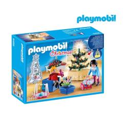 PLAYMOBIL Salon w świątecznym wystroju (9495)