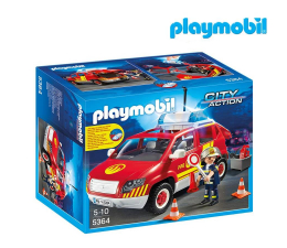 PLAYMOBIL Samochód komendanta straży pożarnej (5364)