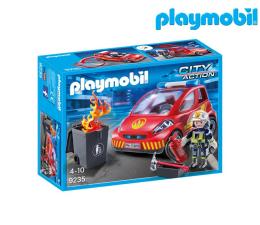 PLAYMOBIL Samochód strażacki (9235)