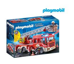 PLAYMOBIL Samochód strażacki z drabiną (9463)