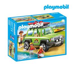 PLAYMOBIL Samochód terenowy z kajakiem (6889)