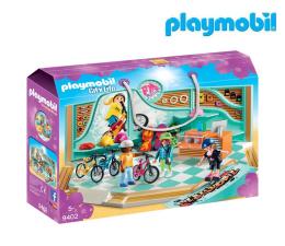 PLAYMOBIL Sklep rowerowy i skateboardowy (9402)