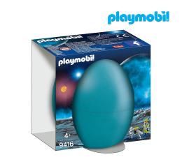 PLAYMOBIL Space Agent z robotem (9416)