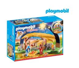 PLAYMOBIL Stajenka z oświetleniem (9494)