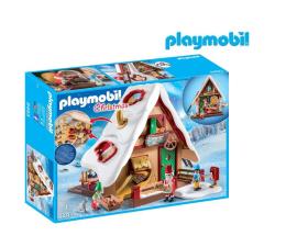 PLAYMOBIL Świąteczna piekarnia z foremkami na ciasteczka (9493)