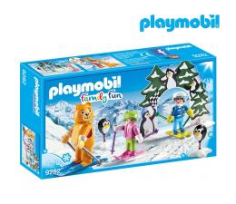 PLAYMOBIL Szkoła narciarska (9282)