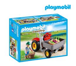 PLAYMOBIL Traktor ogrodniczy (6131)