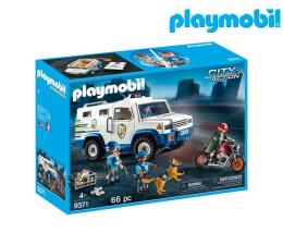 PLAYMOBIL Transporter pieniędzy (9371)