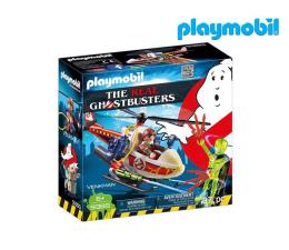 PLAYMOBIL Venkman z helikopterem (9385)