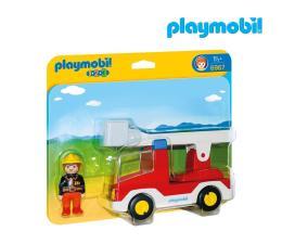 PLAYMOBIL Wóz strażacki z drabiną (6967)