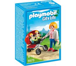 PLAYMOBIL Wózek dla bliźniaków (5573)
