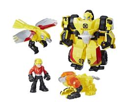 Playskool Transformers Rescue Bots Drużyna Bumblebee  (C0296 )