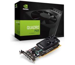 PNY Quadro P600 DVI 2GB GDDR5 (VCQP600DVI-PB)